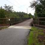 Nature Coast State Trail - Fanning Springs Bridge