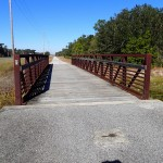 Nature Coast State Trail - Old Town Bridge