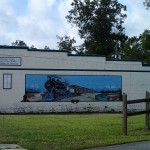 Nature Coast State Trail - Trenton Railroad Mural