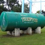 Nature Coast State Trail - Trenton Welcome Tube