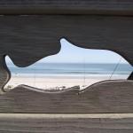 Marineland Boardwalk Dolphin
