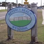 Beverly Beach Sign