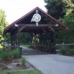 Fort Fraser Trail - Covered Bridge