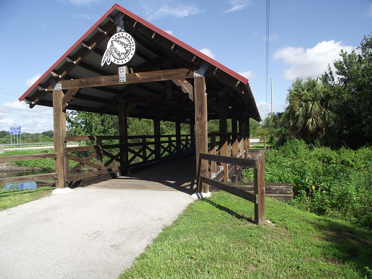 Fort Fraser Trail – Bartow, Lakeland – Polk County, Florida