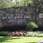Fort Fraser Trail - Oak Hill Burial Park