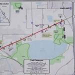 Fort Fraser Trail - Trail Map