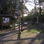 Legacy Trail - McIntosh Road Trailhead