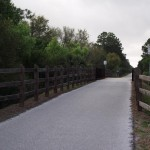 Legacy Trail - North Creek Bridge
