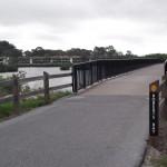 Legacy Trail - Roberts Bay Bridge