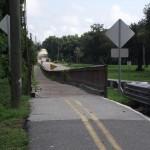 South Lake Trail - County Road 455 Wooden Bridge