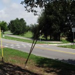 South Lake Trail - Old CR 50 Crossing