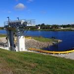 LOST - Henry Creek Lock Looking Northeast