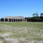 Fort Pickens - Center of the fort