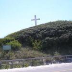 Gulf Islands National Seashore - Cross Marker