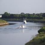 Venetian Waterway Park - Boats