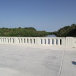 Venetian Waterway Park - Caspersen Beach Bridge