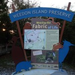 North Bay Trail - Weedon Island Preserve Sign