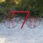 North Bay Trail - Weedon Island Bike Stand