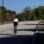 North Bay Trail - Weedon Island Cyclist