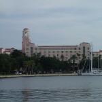 North Bay Trail - St. Petersburg waterfront & Vinoy Hotel
