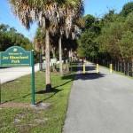 Little Econ Greenway - Jay Blanchard Park Entrance