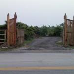 Gates to Tree Farm