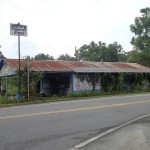Abandoned Country Store along Suwannee River Greenway