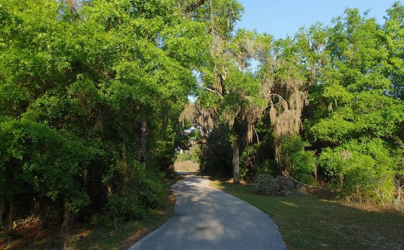 Withlacoochee State Trail – Gulf Junction Trailhead to Hernando Trailhead – Dunnellon, Citrus Springs, Holder, Hernando – Citrus County, Florida