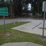 Withlacoochee State Trail - Hernando Trailhead Parking