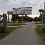 Withlacoochee State Trail - Inverness Trailhead Crossing