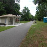 Withlacoochee State Trail - Floral City Trailhead Facilities