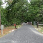 Withlacoochee State Trail - Fort Cooper Entrance