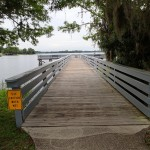 Withlacoochee State Trail - Wallace Brooks Park Pier