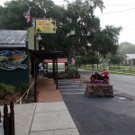 Withlacoochee State Trail - Citrus Cycles Looking East