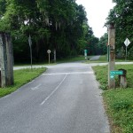 Withlacoochee State Trail - Magnon Drive at Istachatta