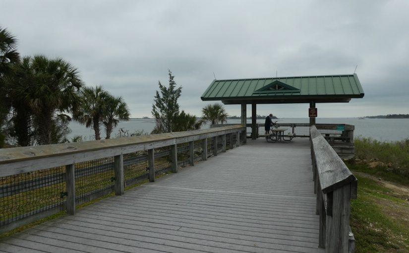 Withlacoochee Bay Trail & Felburn Park Trailhead- Inglis, Crystal River, Citrus County, Florida